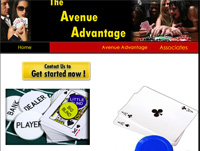 web design Avenue Advantage - Toronto Web design