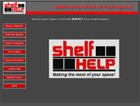 web design Shelf Help - Toronto Web design
